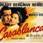26 de noviembre 1942: Se estrenó la película dramática de romance Casablanca.