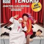 DON JUAN TENORIO, ara musical (Teatre Apolo) del 18 de desembre al 6 de gener