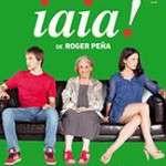 """Montserrat Carulla s'acomiada dels escenaris amb """"Iaia!"""" Teatre Romea (del 26 de desembre de 2013 al 18 de gener de 2014)"""