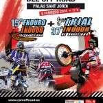 Campionat del Món FIM de Superenduro, que es disputaran aquest diumenge 9 de febrer al Palau Sant Jordi