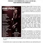 ELBA PICÓ EN MEMORIA (13 de febrer) Luz de gas