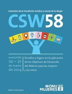 UNW_CSW58_info_bulletin_ES jpg
