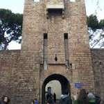 Obrim la Porta de Santa Madrona i els jardins del Baluard (16 de març) MMB