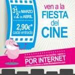 Festa del Cinema 2014 a Barcelona (del 31 de març al 2 d'abril)  Gaudeix del cinema Només per 2,90 € cada entrada