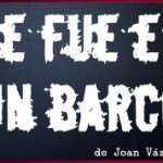 Se fue en un barco (del 26 de març al 13 d'abril) Teatre Almeria