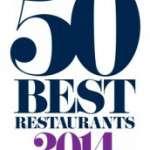 'The World's 50 Best' Los 50 mejores restaurantes del mundo (28 de abril)