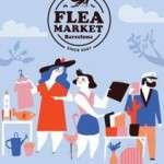Flea Market Barcelona (domingo 11 de mayo)