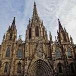 Al maig dél 1298 , Barcelona: Comença la construcció de la Catedral de Barcelona