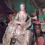 Madame de Pompadour (París, 29 de diciembre de 1721 – † Versalles, 15 de abril de 1764)