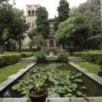 Els jardins de la finca Julio Muñoz Ramonet obriran durant els caps de setmana del primer trimestre (a partir del 17 de gener i fins a finals de març)