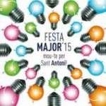 Festa major del barri de Sant Antoni 2015 al Centre cívic Golferichs (a partir del 16 de gener)