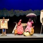 """Els somnis de l'espectacle """"El Petit Dalí"""" tornen al cicle """"Poliorama en família"""" des de l'1 de febrer fins el 22 de febrer de 2015"""