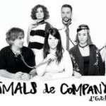 """Animals de Companyia"""" aterra al Capitol el 4 de febrer després d'un any de gira per cases particulars"""