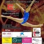 Gimnastes de Catalunya, Canàries, Holanda i Gran Bretanya competeixen al XVII Trofeu Internacional Vila de Gràcia (24 de gener)