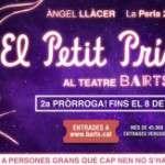 El Petit Príncep allarga la seva estada a Barcelona fins el 8 de març!