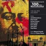 100 ANYS DE LA MANCOMUNITAT : Lectura Dramatitzada (dilluns 2 de març) Teatre Romea