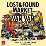 Festa de la Cultura Vintage (29 de març) Encants de Barcelona
