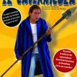 """El Cavernícola"""", amb Nancho Novo, arriba al Teatre Poliorama de Barcelona durant 4 úniques setmanes (del 6 al 31 de maig)"""
