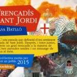 El trencadís de Sant Jordi (Casa Batlló)