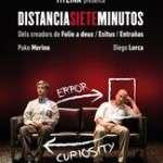 Distancia siete minutos (del 14 de maig al 21 de juny) La Villarroel