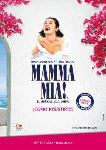 Cartel-Mamma-Mia-Barcelona