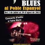 El cicle Nits de Blues es consolida com a proposta cultural d'estiu al Poble Espanyol  (del 2 de juliol al 29 d´agost)