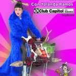 YOLANDA RAMOS SERÀ 'LA CAVERNÍCOLA'DEL 2 AL 12 DE JULIOL AL TEATRE CLUB CAPITOL