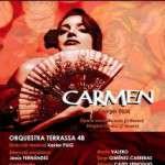 Bohèmia's i NovAria presenten – CARMEN de Bizet – ( 23, 29 de juny, 20 i 29 de juliol, 11 i 18 d´agost) Palau de la Música