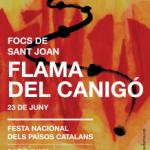 El foc que il·lumina els Països Catalans la nit de Sant Joan