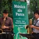 Música als Parcs celebra el 20è aniversari els capvespres d'estiu (del 25 de juny al 27 d´agost)