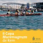 MAREMAGNUM Y EL REAL CLUB MARÍTIMO DE BARCELONA CELEBRAN DE NUEVO LA COPA DE REMO DE IOLA CLÁSICA (11 i 12 de julio)