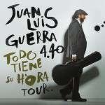 Juan Luis Guerra , Todo tiene su hora tour (diumenge, 19 de juliol) Palau Sant Jordi