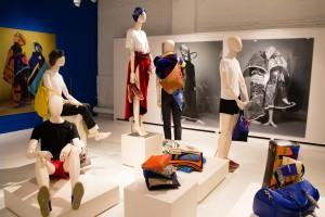 Pop Up Store John Allen - Galería Loewe Barcelona