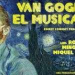 VAN GOGH EL MUSICAL (del 17 de setembre a l'1 de novembre) Teatre del Raval