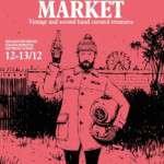 XXIII Edició del mercat vintage 12 i 13 DE DESEMBRE @ ESTACIÓ DE FRANÇA