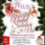 Arriba el Mercat de Nadal Solidari Ella's Market, a l'Antiga Fàbrica Estrella Damm de Barcelona (28 i 29 de novembre)
