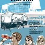 El Van Van porta el seu mercat gastronòmada al barri del Raval per celebrar el 20è aniversari del MACBA (del 27 al 29 de novembre)
