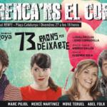 Trenca'ns el cor amb 73 raons (27/11 a les 18 h) Vestíbul de l'estació de plaça Catalunya de Rodalies