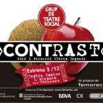 La Companyia de Teatre de Femarec estrena 'Contrast' en el Dia Mundial de la Discapacitat (3 de desembre)