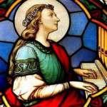 Santa Cecília (patrona del músics) 22 de novembre