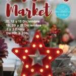 Viernes 11, 12 i 13 de Diciembre llega el primer Christmas Market