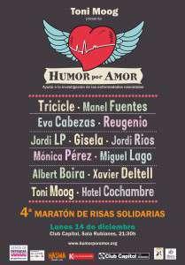 cartell HUMOR POR AMOR 2015_p