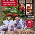 El Poble Espanyol proposa aquest any una experiència nadalenca total (19 i 20 de desembre)