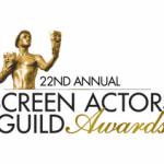 Lista de nominados a los Screen Actors Guild Awards 2016, la entrega de premios del Sindicato de Actores tendrá lugar el 30 de enero en Los Angeles.