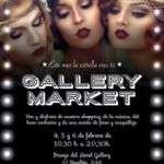 Edición especial Gallery Market de moda, complementos y belleza (4, 5 y 6 de Febrero)