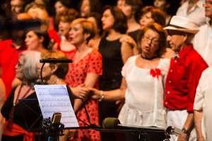 El Musical participativo Obra Social la Caixa 03