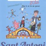 Del 15 al 24 de gener el barri de Sant Antoni celebra la festa major