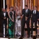 Ganadores de los premios Globo de Oro 2016