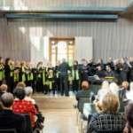 Jornada d'entrada gratuïta: Actuació del Cor Gregal i Swing, Recinto Modernista (7 de febrer)