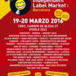 INDEPENDENT LABEL MARKET!! 19 i 20 de març